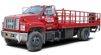 Parker Solvents Truck